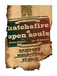 Kiwis in Australia - Katchafire and Opensouls