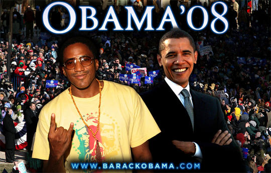 Obama knows his hip hop