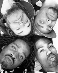 The Pharcyde to rock Good Vibrations in 2009