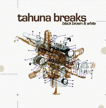 Tahuna Breaks - Black Brown & White