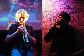 Erik Truffaz Quartet with NYA - The musical background is perfect to have sex on it.........no?